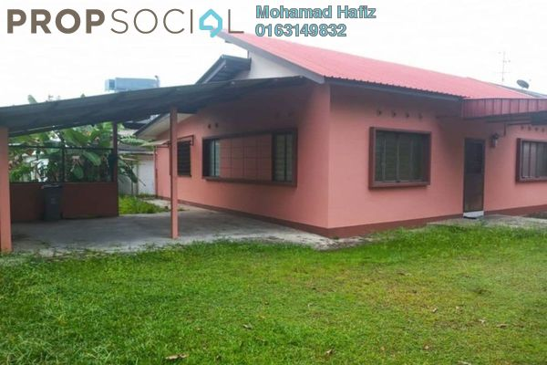 Semi-Detached For Sale in Taman Nong Chik, Johor Bahru Freehold Semi Furnished 4R/2B 630k