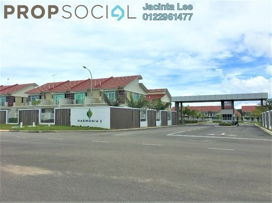 Terrace For Sale in Sri Penawar @ Desaru, Johor Freehold Unfurnished 4R/3B 365k