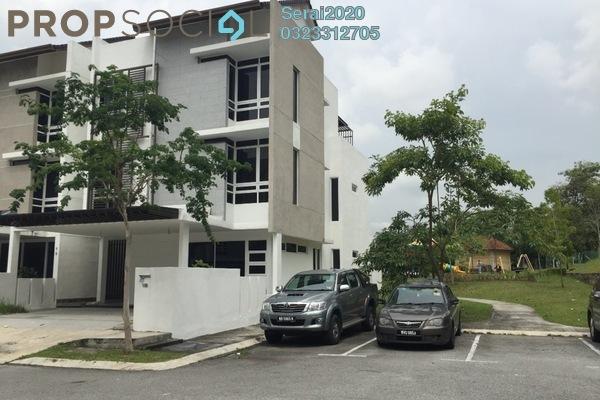 Superlink For Sale in Duta Villa, Putrajaya Freehold Unfurnished 6R/6B 1.65m