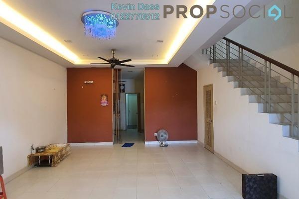 Terrace For Sale in Bandar Puteri Klang, Klang Freehold Semi Furnished 4R/3B 579k
