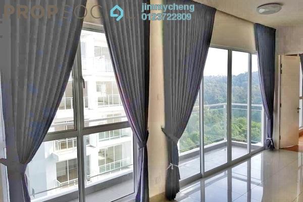 Condominium For Sale in Duet Residence, Bandar Kinrara Freehold Semi Furnished 3R/2B 680k