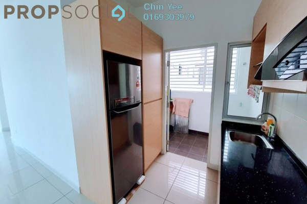 Serviced Residence For Rent in Savanna Executive Suites, Southville City Freehold Semi Furnished 3R/2B 1.1k