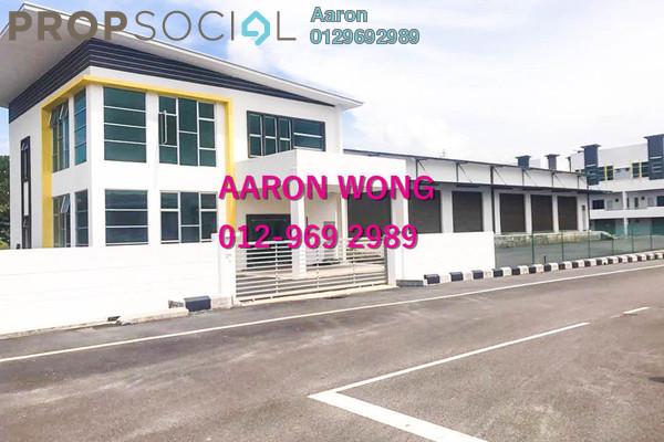 Factory For Sale in Taman Rembia Utama, Alor Gajah Freehold Semi Furnished 0R/0B 4.43m
