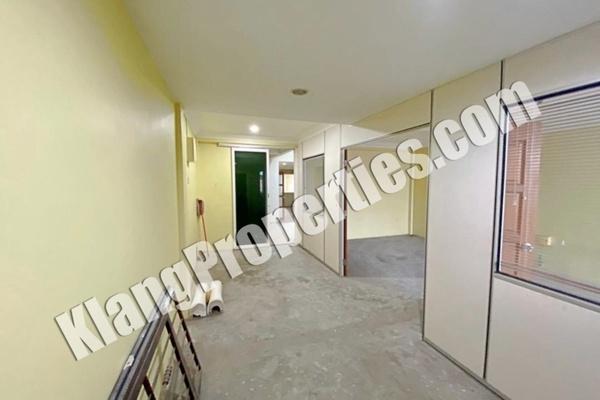 Office For Rent in Taman Meru, Klang Freehold Unfurnished 0R/0B 1k