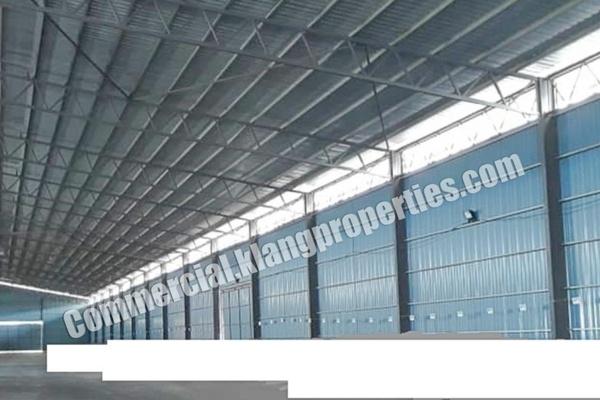 Factory For Rent in Kampung Telok Gong , Port Klang Freehold Unfurnished 0R/0B 71.5k