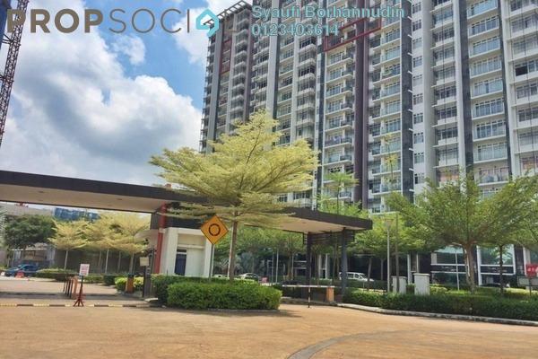 Condominium For Sale in Dwiputra Residences, Putrajaya Freehold Semi Furnished 3R/3B 590k