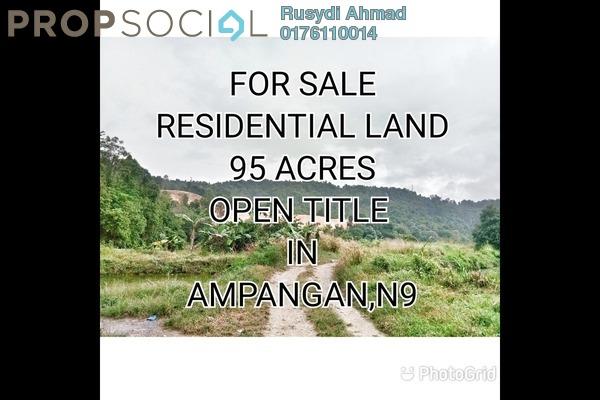Land For Sale in Taman Panchor Jaya, Seremban Freehold Unfurnished 1R/1B 45.5m