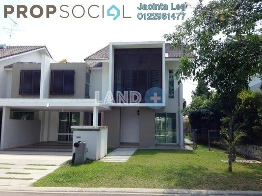 Semi-Detached For Sale in East Ledang, Iskandar Puteri (Nusajaya) Freehold Semi Furnished 5R/5B 1.1m