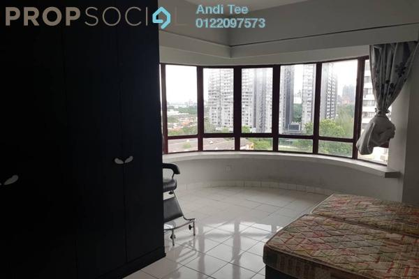 Condominium For Sale in Menara Polo, Ampang Hilir Leasehold Semi Furnished 3R/2B 550k