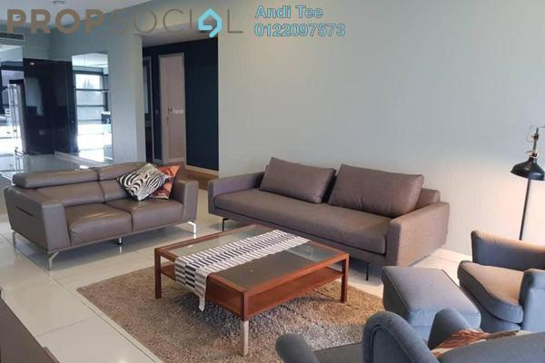 Condominium For Rent in Seri Ampang Hilir, Ampang Hilir Freehold Fully Furnished 3R/4B 7k