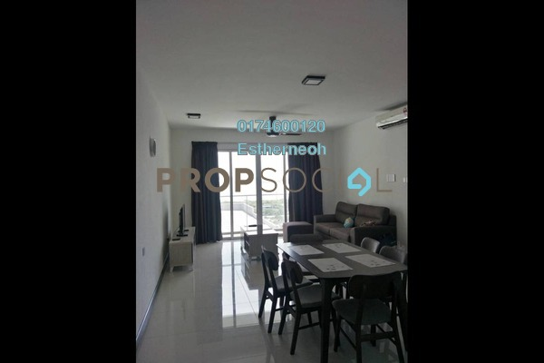 Condominium For Rent in Vertiq, Gelugor Freehold Fully Furnished 3R/2B 2.3k