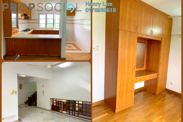 Townhouse For Rent in Ampang 971, Ampang Hilir Freehold Unfurnished 4R/3B 2.5k
