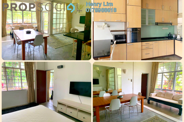 Condominium For Rent in Enau Court, Ampang Hilir Freehold Fully Furnished 2R/1B 2k