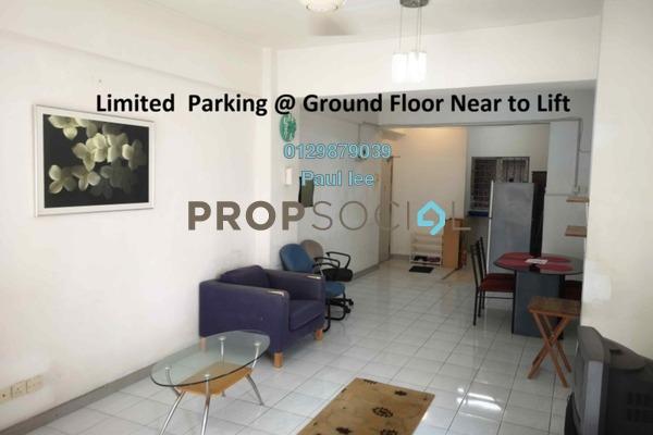 Condominium For Sale in Ridzuan Condominium, Bandar Sunway Freehold Fully Furnished 2R/2B 268k
