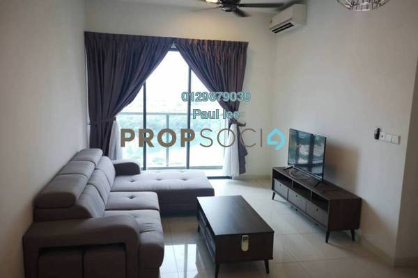Condominium For Rent in Sunway Geo Residences 2, Bandar Sunway Freehold Fully Furnished 3R/2B 3k