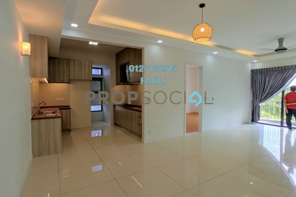 Condominium For Rent in Seri Riana Residence, Wangsa Maju Freehold Semi Furnished 3R/2B 2.7k