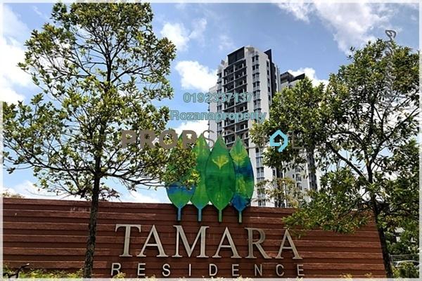Condominium For Sale in Tamara, Putrajaya Freehold Semi Furnished 3R/2B 544k