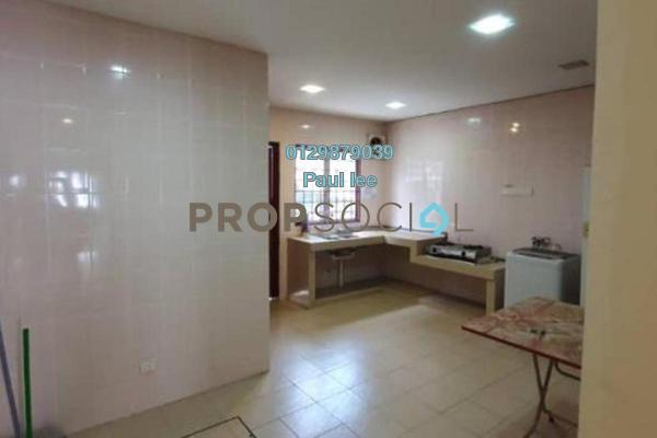 Terrace For Sale in PJS 10, Bandar Sunway Freehold Semi Furnished 4R/2B 595k