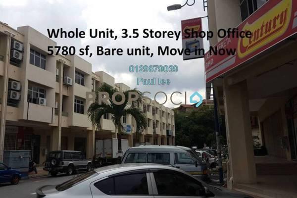 Shop For Rent in Taipan 1, Ara Damansara Freehold Semi Furnished 2R/4B 2.2k