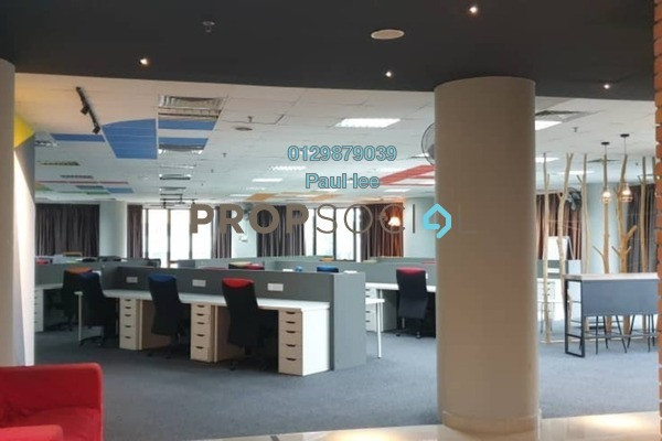 Office For Rent in Menara AmFIRST, Petaling Jaya Freehold Fully Furnished 6R/5B 19.7k