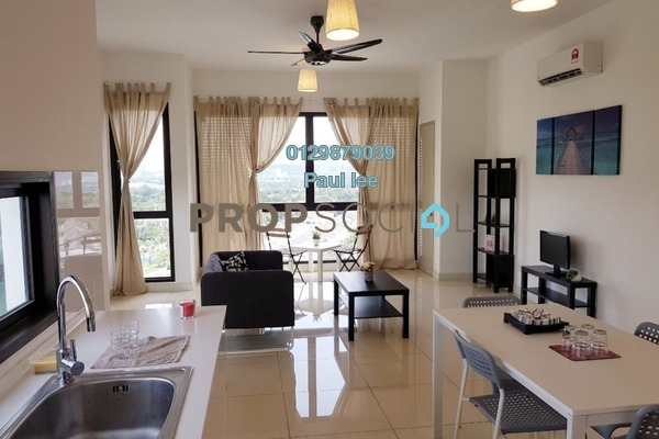 Condominium For Rent in Putra Residence, Putra Heights Freehold Fully Furnished 3R/2B 2k