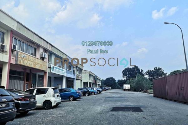 Factory For Sale in USJ 1, UEP Subang Jaya Freehold Semi Furnished 0R/2B 1.18m