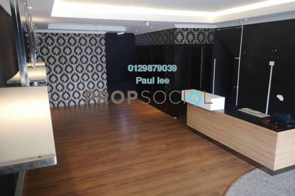 Shop For Rent in Kenari, Bandar Puchong Jaya Freehold Semi Furnished 2R/2B 3.6k