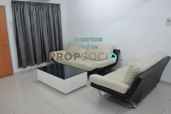 Townhouse For Sale in Park Villa, Bandar Bukit Puchong Freehold Semi Furnished 3R/2B 480k
