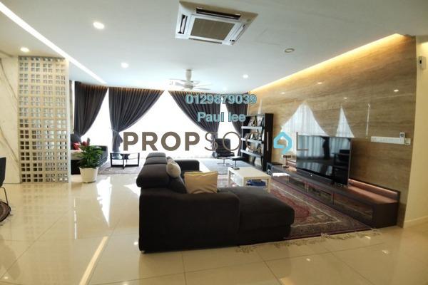 Condominium For Sale in Uptown Residences, Damansara Utama Freehold Semi Furnished 5R/6B 2.3m